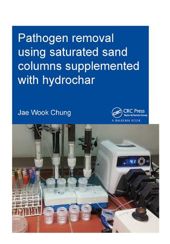 Pathogen removal using saturated sand columns supplemented with hydrochar - IHE Delft PhD Thesis Series (Hardback)