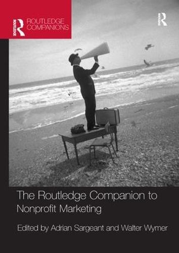 The Routledge Companion to Nonprofit Marketing (Paperback)
