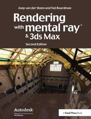 Rendering with mental ray and 3ds Max (Hardback)