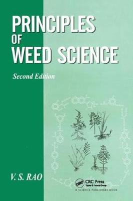 Principles of Weed Science (Hardback)