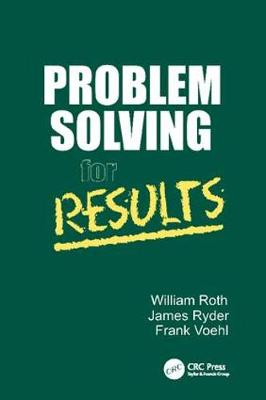 Problem Solving For Results (Hardback)