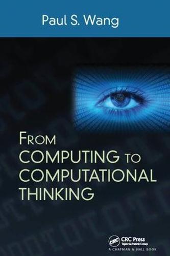 From Computing to Computational Thinking (Hardback)