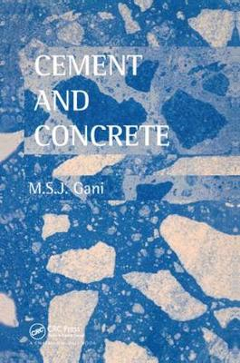 Cement and Concrete (Hardback)