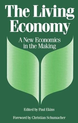 The Living Economy (Hardback)