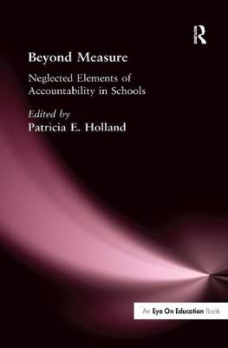 Beyond Measure: Neglected Elements of Accountability (Hardback)