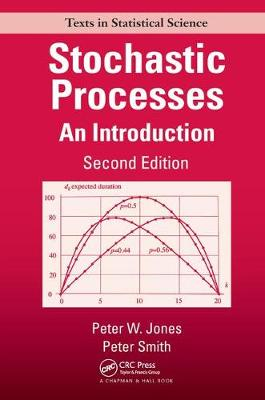 Stochastic Processes: An Introduction, Second Edition (Hardback)