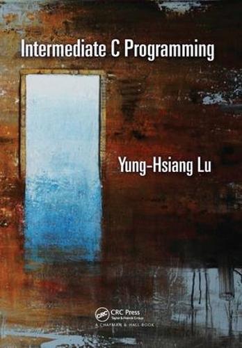 Intermediate C Programming (Hardback)
