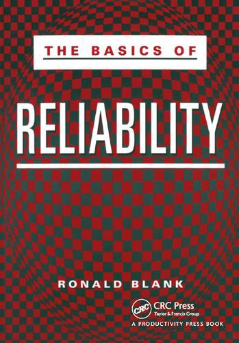 The Basics of Reliability (Hardback)