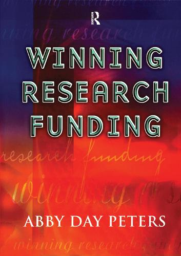 Winning Research Funding (Hardback)