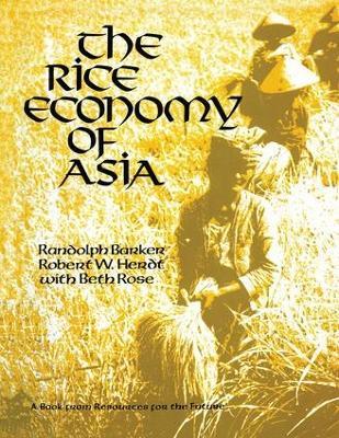 The Rice Economy of Asia (Hardback)