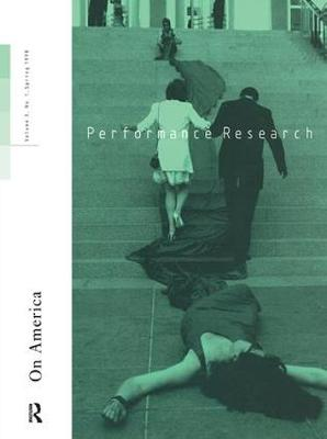 Performance Research: On America (Hardback)