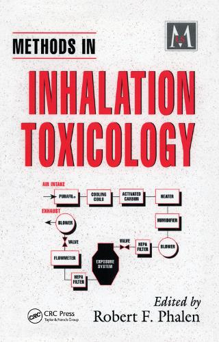 Methods in Inhalation Toxicology (Hardback)