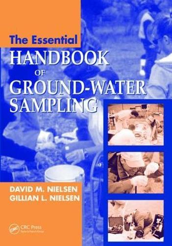 The Essential Handbook of Ground-Water Sampling (Hardback)