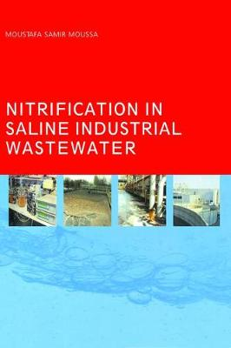 Nitrification in Saline Industrial Wastewater (Hardback)