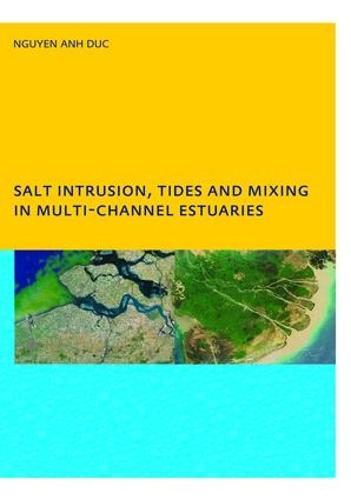 Salt Intrusion, Tides and Mixing in Multi-Channel Estuaries: PhD: UNESCO-IHE Institute, Delft (Hardback)