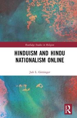Hinduism and Hindu Nationalism Online - Routledge Studies in Religion (Hardback)