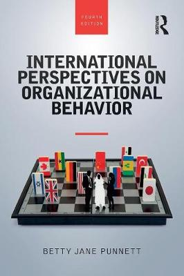 International Perspectives on Organizational Behavior (Paperback)