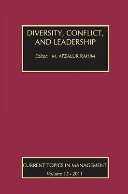 Diversity, Conflict, and Leadership (Paperback)