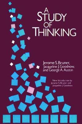 A Study of Thinking (Hardback)