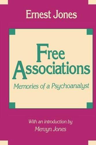 Free Associations: Memories of a Psychoanalyst (Hardback)