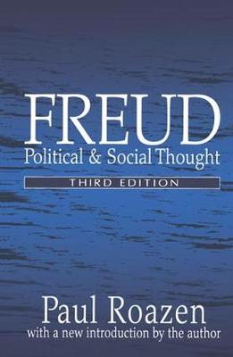 Freud: Political and Social Thought (Hardback)