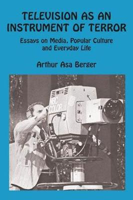 Television as an Instrument of Terror (Hardback)
