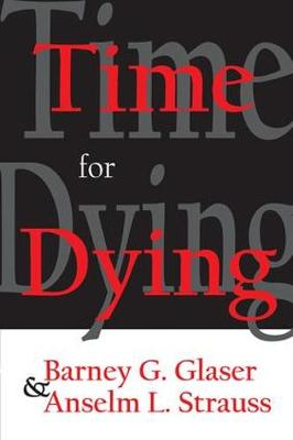 Time for Dying (Hardback)