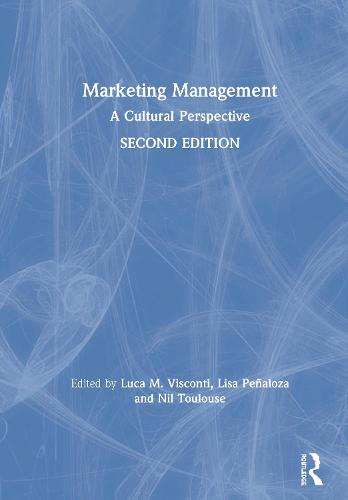 Marketing Management: A Cultural Perspective (Hardback)