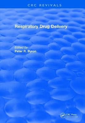 Revival: Respiratory Drug Delivery (1989) - CRC Press Revivals (Paperback)