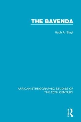 The Bavenda (Hardback)