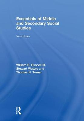 Essentials of Middle and Secondary Social Studies (Hardback)