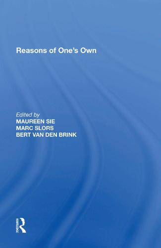 Reasons of One's Own (Paperback)