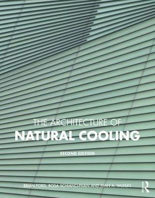 The Architecture of Natural Cooling (Hardback)