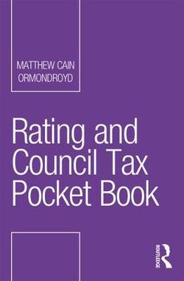 Rating and Council Tax Pocket Book - Routledge Pocket Books (Paperback)