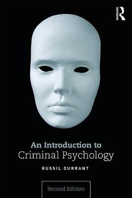 An Introduction to Criminal Psychology (Paperback)