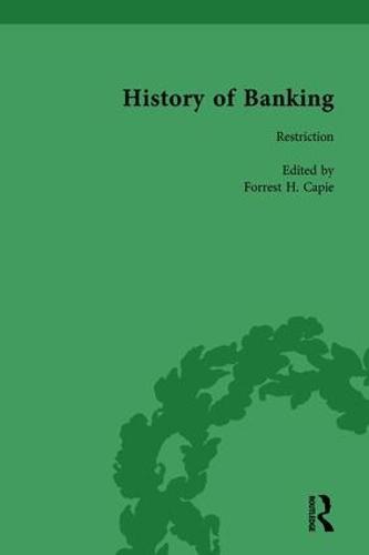 The History of Banking I, 1650-1850 Vol VIII (Hardback)