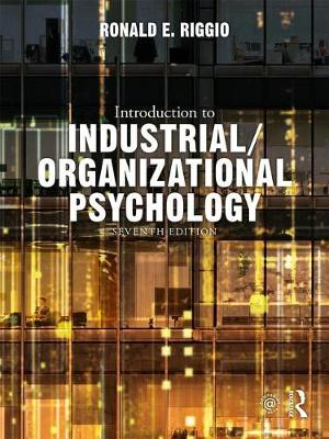 Introduction to Industrial/Organizational Psychology (Hardback)