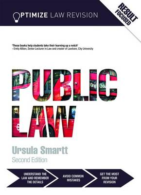 Optimize Public Law - Optimize (Paperback)