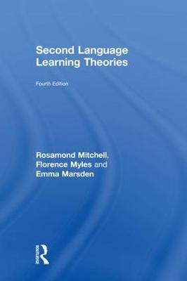 Second Language Learning Theories: Fourth Edition (Hardback)