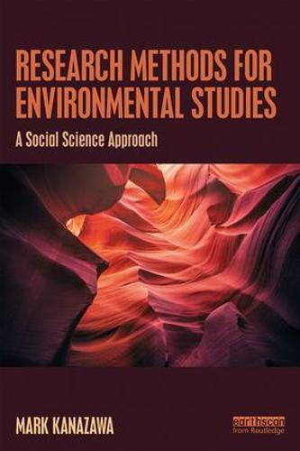 Research Methods for Environmental Studies: A Social Science Approach (Paperback)