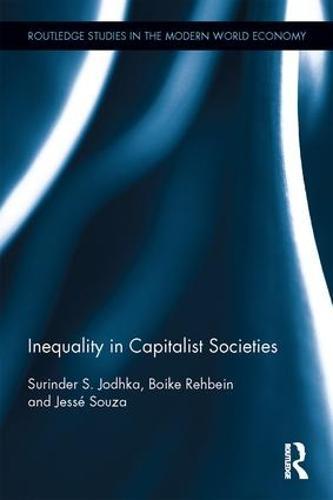 Inequality in Capitalist Societies (Hardback)