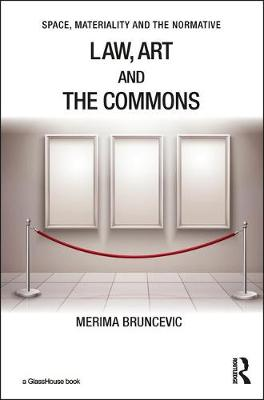Law, Art and the Commons (Hardback)