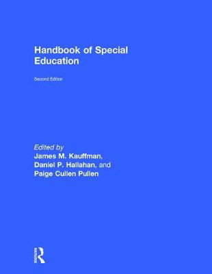 Handbook of Special Education (Hardback)