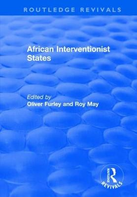 African Interventionist States (Paperback)