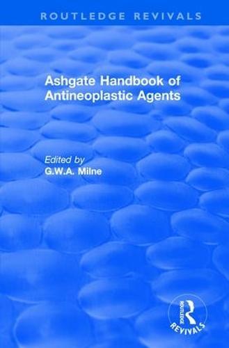 Ashgate Handbook of Antineoplastic Agents (Paperback)
