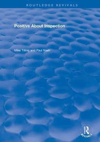 Positive About Inspection (Paperback)
