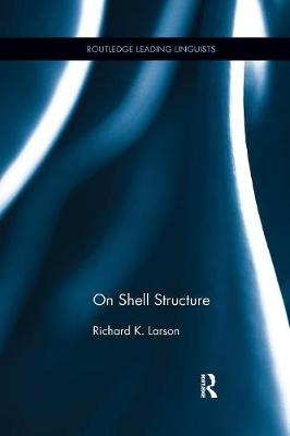 On Shell Structure (Paperback)