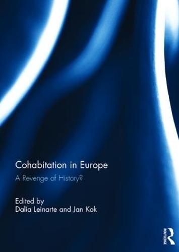 Cohabitation in Europe: A revenge of history? (Hardback)