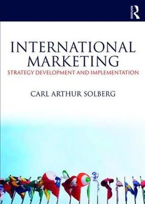 International Marketing: Strategy development and implementation (Paperback)