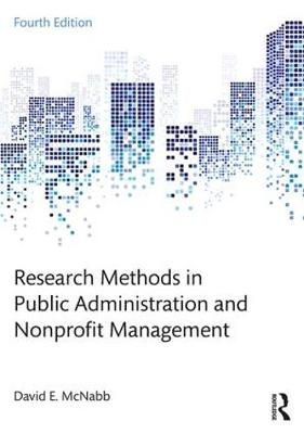 Research Methods in Public Administration and Nonprofit Management (Paperback)